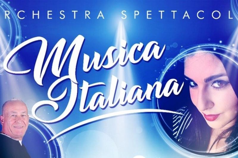 Orchestra spettacolo musica italiana