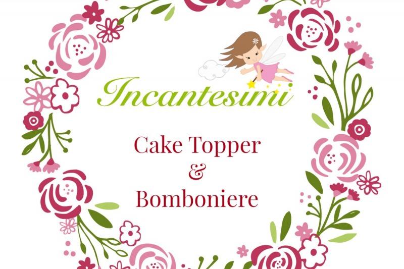 Incantesimi - Cake Topper e Bomboniere