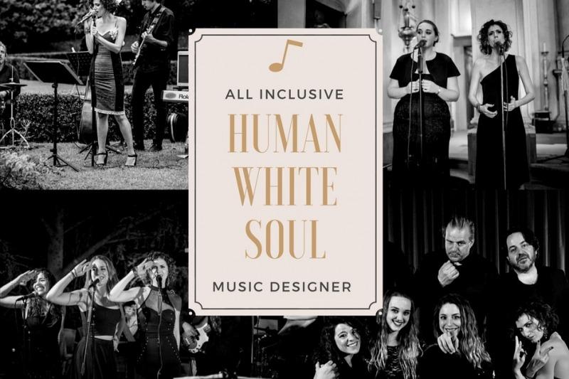HUMAN WHITE SOUL