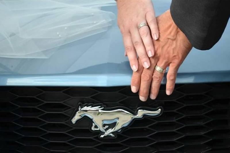 Roberto e le sue Mustang