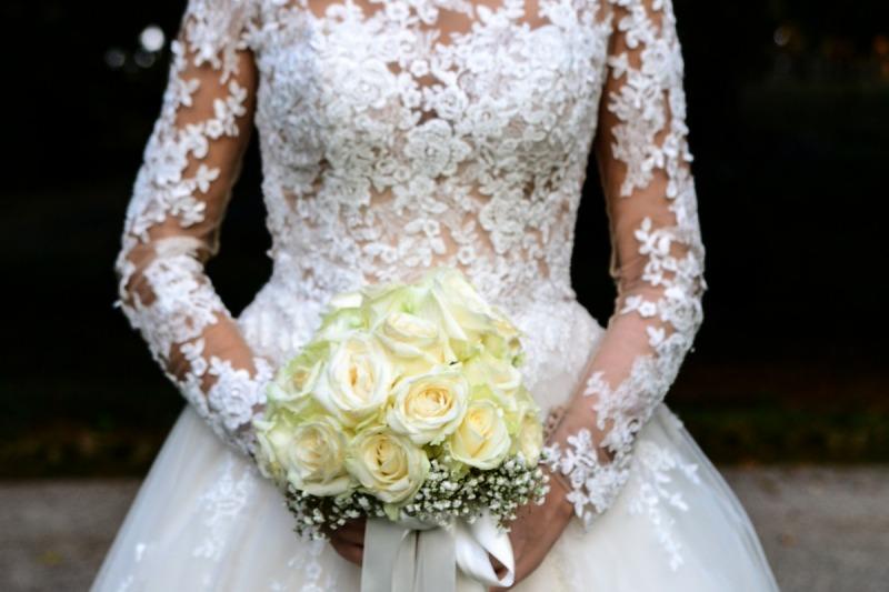 Alessandra Galletta wedding photo