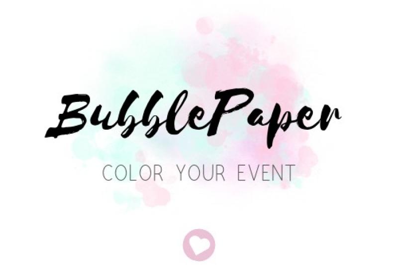 BubblePaper - Color Your Event