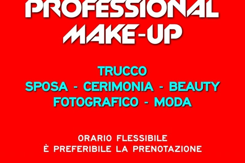 Studio Professional Make-up