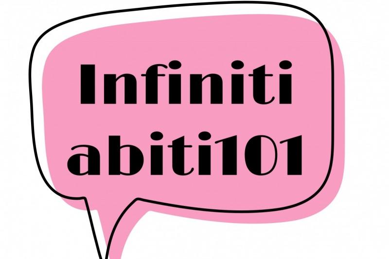 Infiniti abiti101
