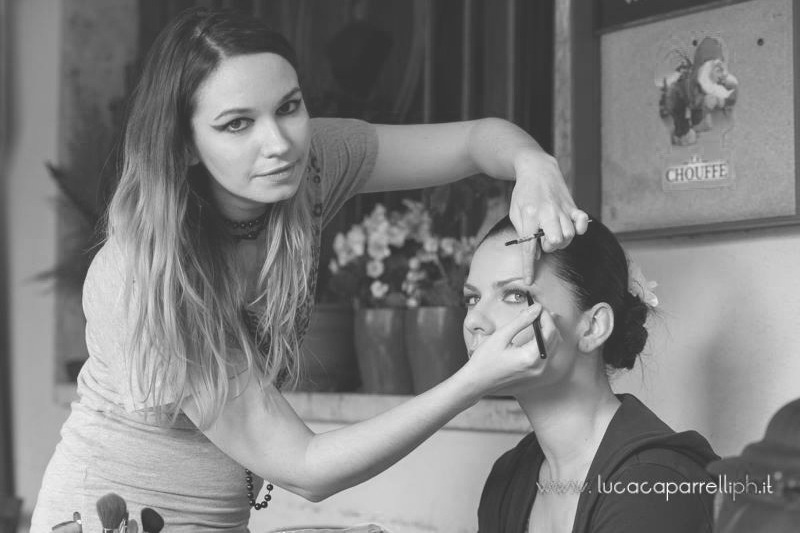 Lara Pran Make up Artist