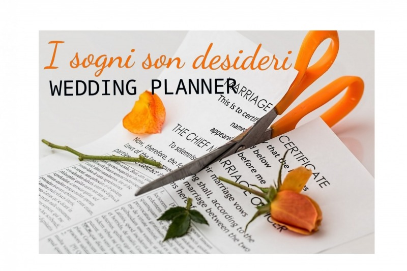I Sogni Son Desideri. Wedding planner