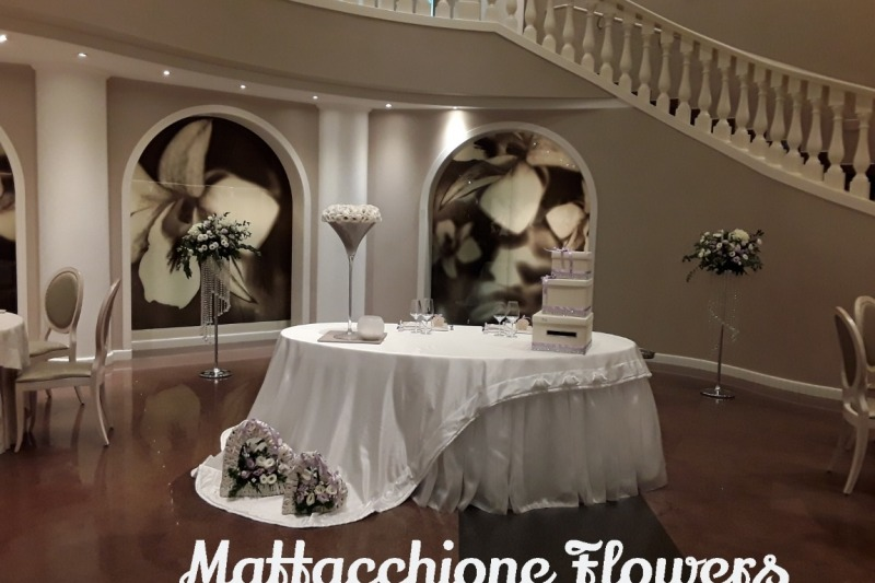 Mattacchione flowers