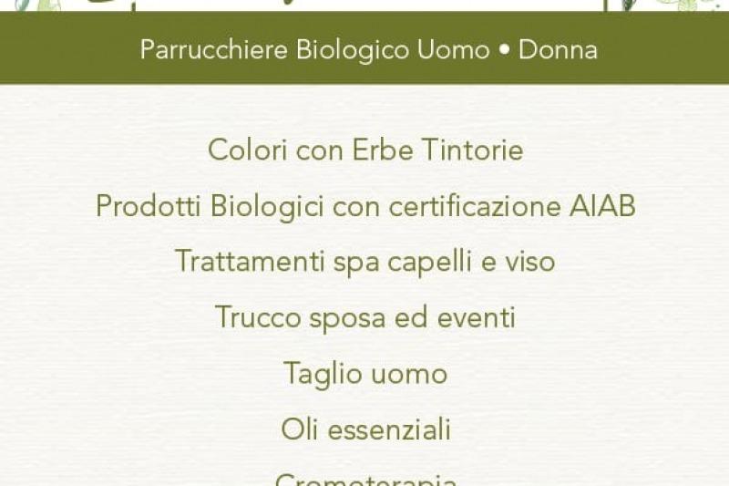 BioTime Parrucchiere Biologico