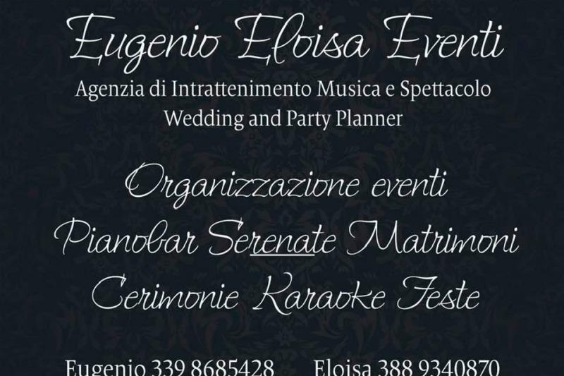 Eugenio Eloisa Eventi