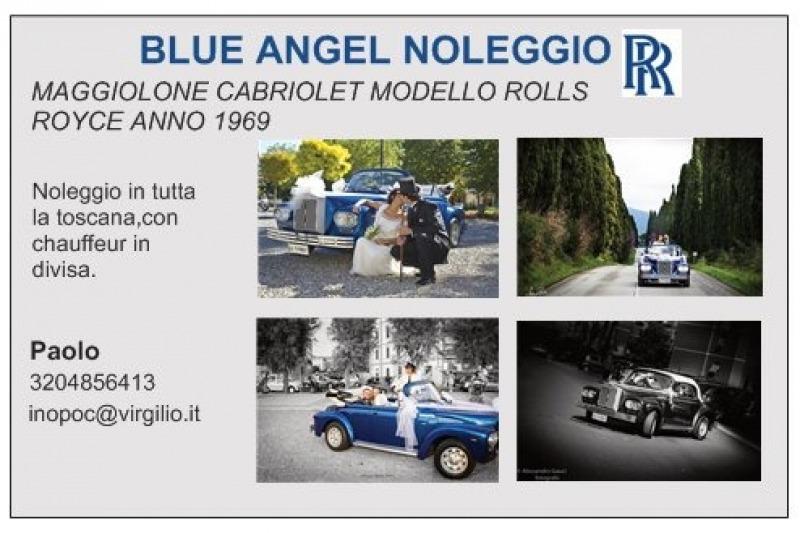BLUE ANGEL NOLEGGIO