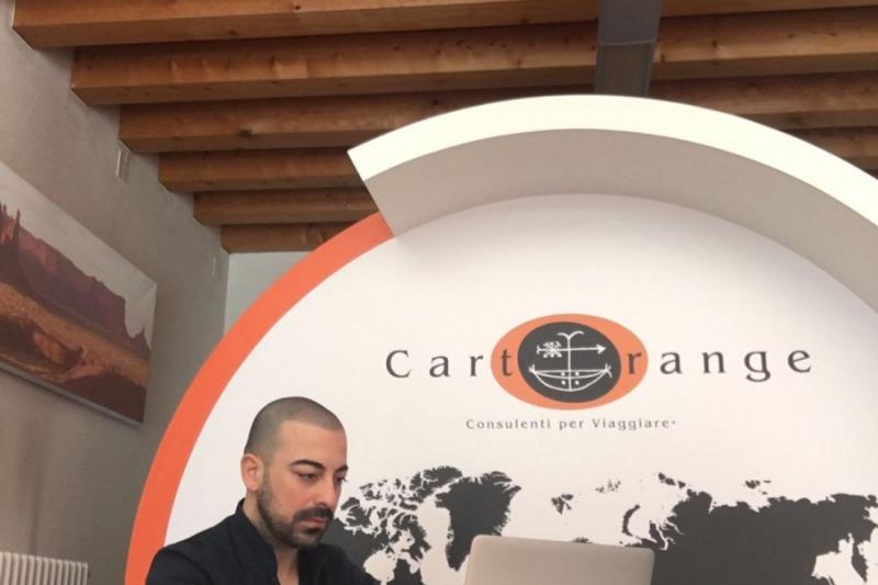 Fabio Lunghitano Cartorange Viaggi di nozze