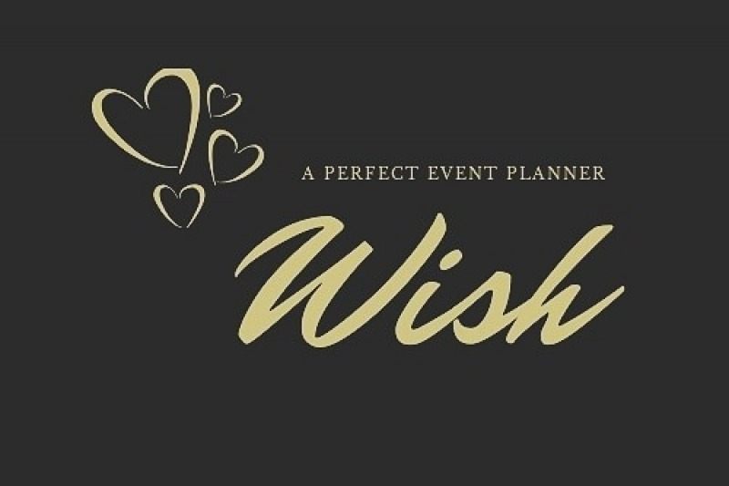 Wish- A perfect event planner