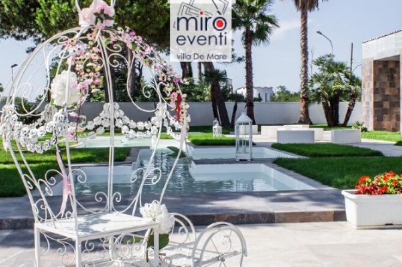 Mirò Eventi | Villa De Mare