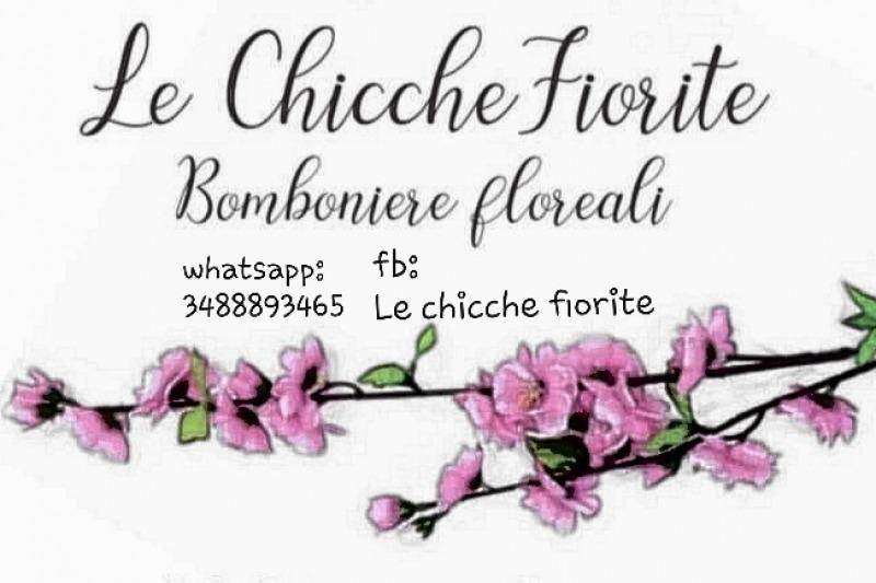 Le chicche fiorite _bomboniere
