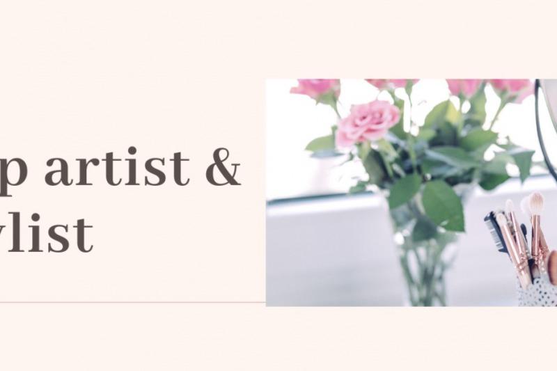 Lisa makeup artist & hairstylist
