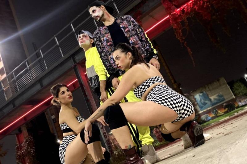 Experimenta Dancing, Twerk and DJ Set