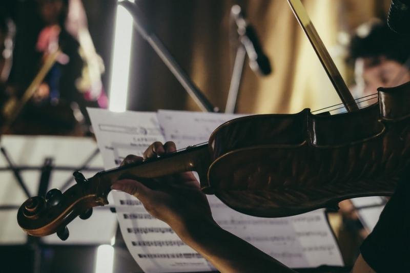 Violinista per il tuo matrimonio Monza