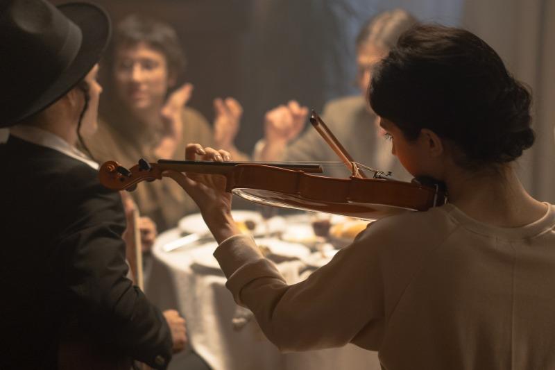 Violinista Gallarate