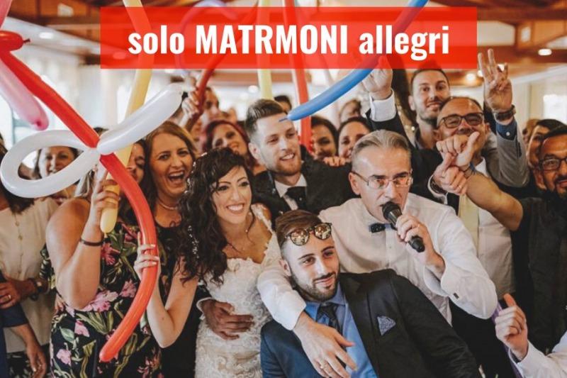 Libero Spadaccino (SOLO) matrimoni Allegri