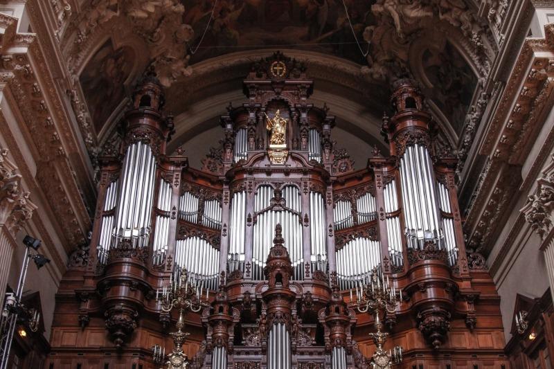 Organista e violinista Busto Arsizio